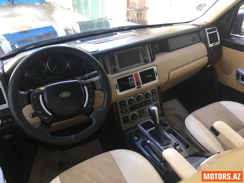 Land Rover Range Rover 15300 2005