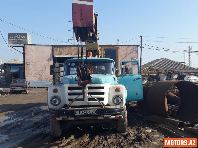 Zil  15000 1986