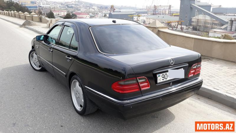 Mercedes-Benz E 280 10000 1998
