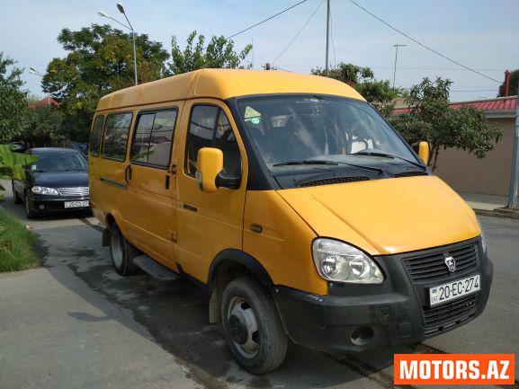 Gaz Gazel 322132 8500 2006