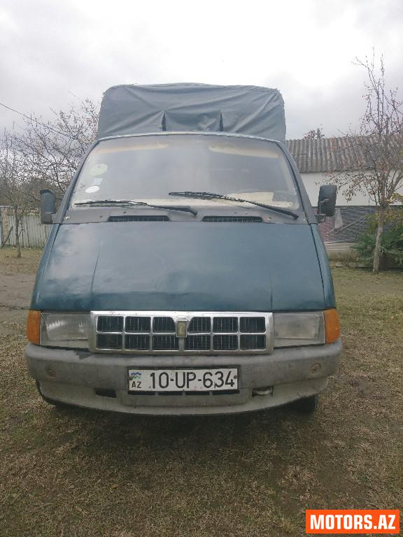 Gaz 33021 4800 1999