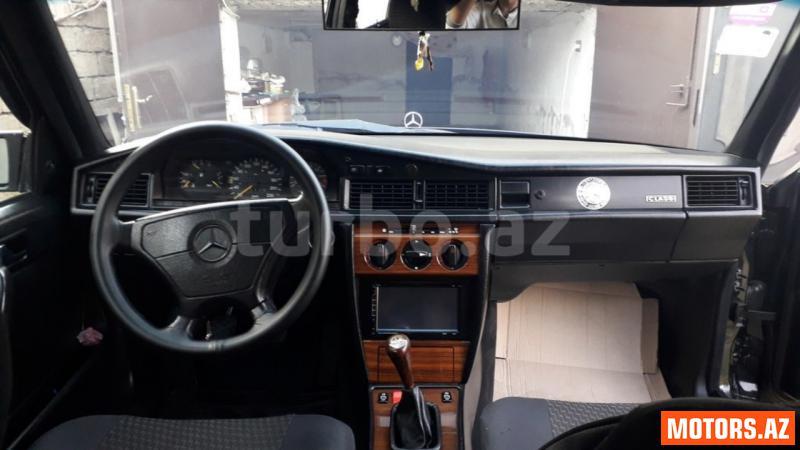 Mercedes-Benz 190 6500 1993