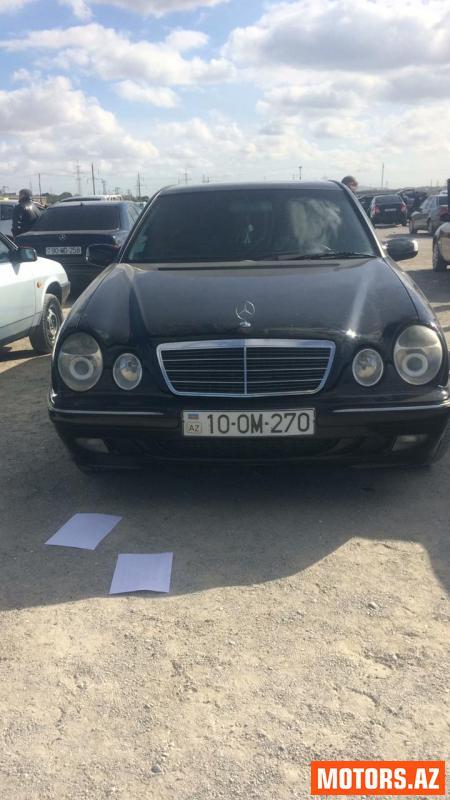 Mercedes-Benz E 270 15000 2000