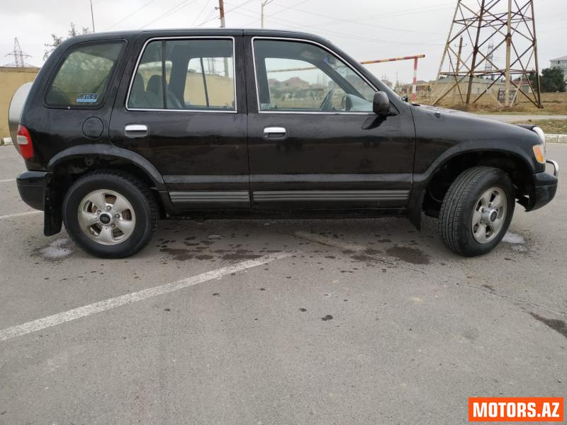 Kia Sportage 7300 1997