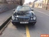 Mercedes-Benz E 220 16600 2000