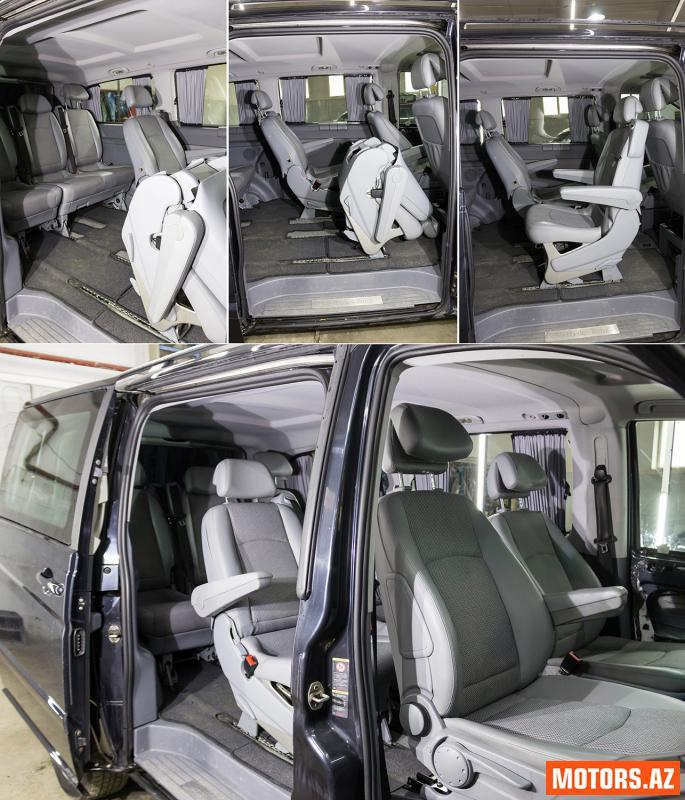 Mercedes-Benz Viano 29800 2006