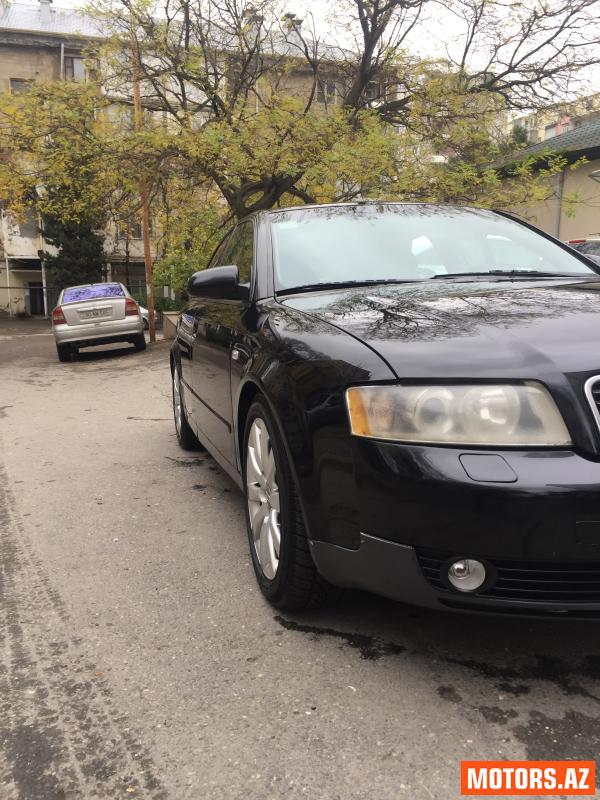 Audi A4 10900 2002