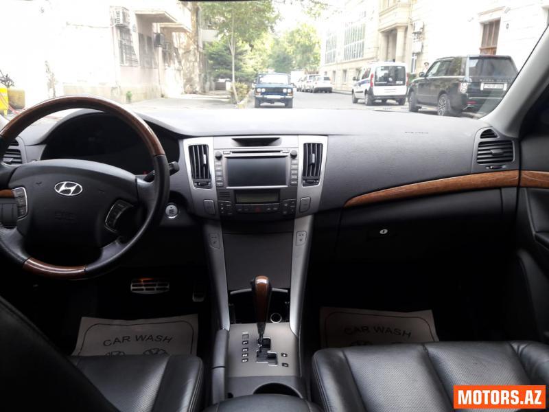 Hyundai Sonata 19000 2008