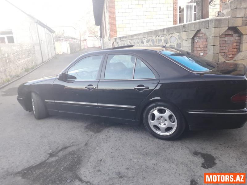 Mercedes-Benz E 270 18600 2000