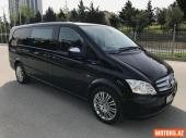 Mercedes-Benz Viano 33500 2012