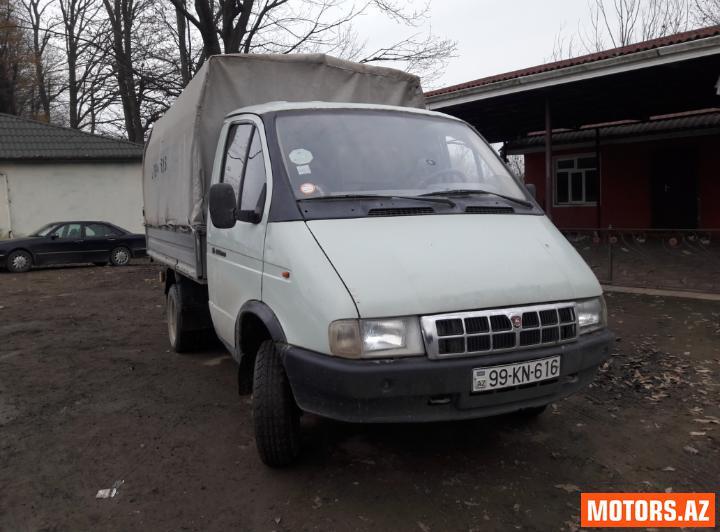 Gaz Qazel 6200 1998