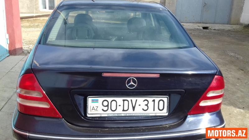 Mercedes-Benz C 240 9500 2000