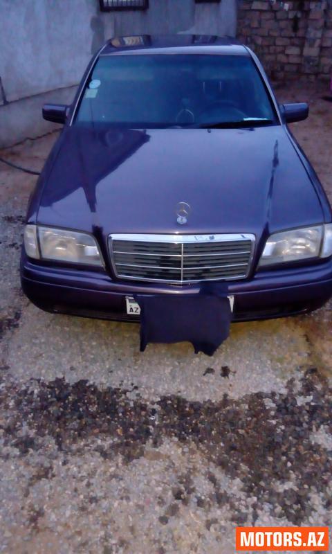 Mercedes-Benz C 180 7600 1995