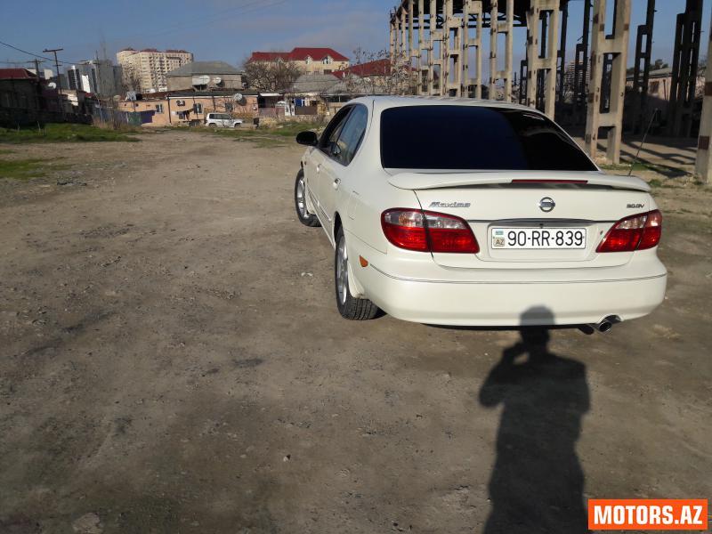 Nissan Maxima 12500 2005