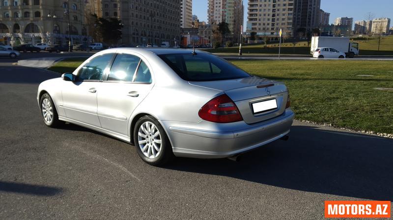 Mercedes-Benz E 270 18500 2002