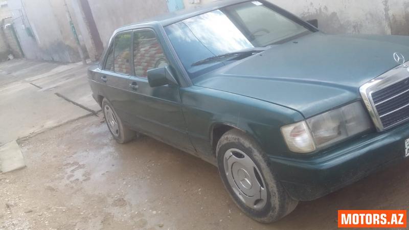 Mercedes-Benz 190 4000 1988