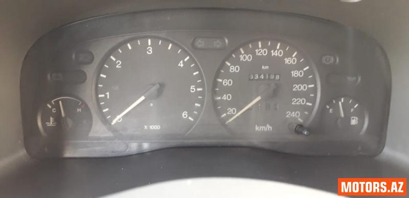 Ford Transit 15000 2002