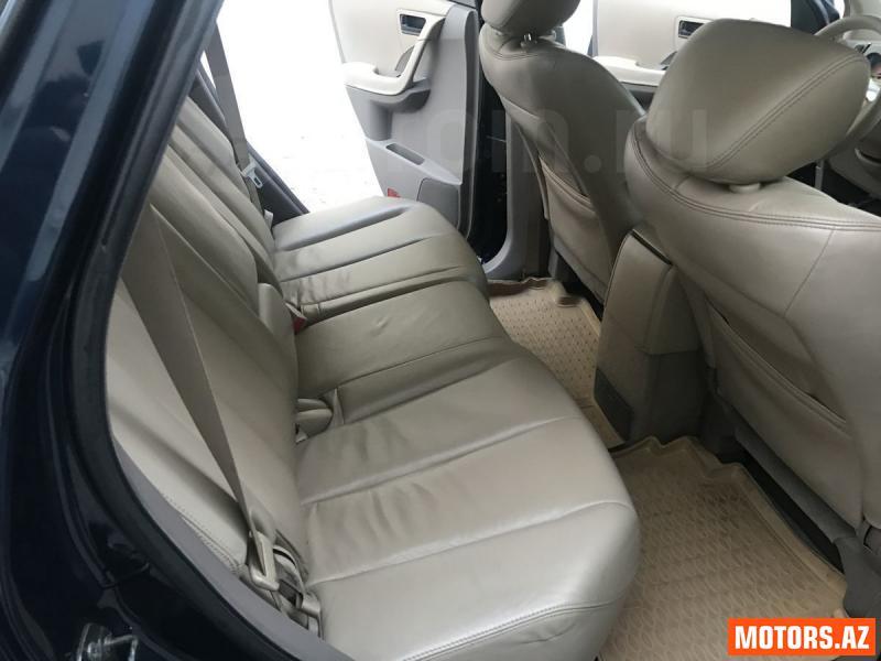 Nissan Murano 11500 2006