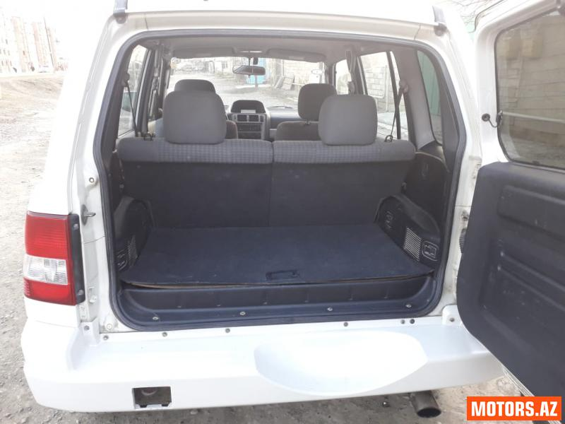 Mitsubishi Pajero 7500 1999
