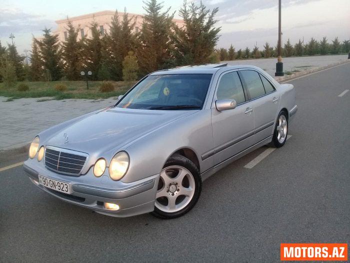 Mercedes-Benz E 280 6500 2006