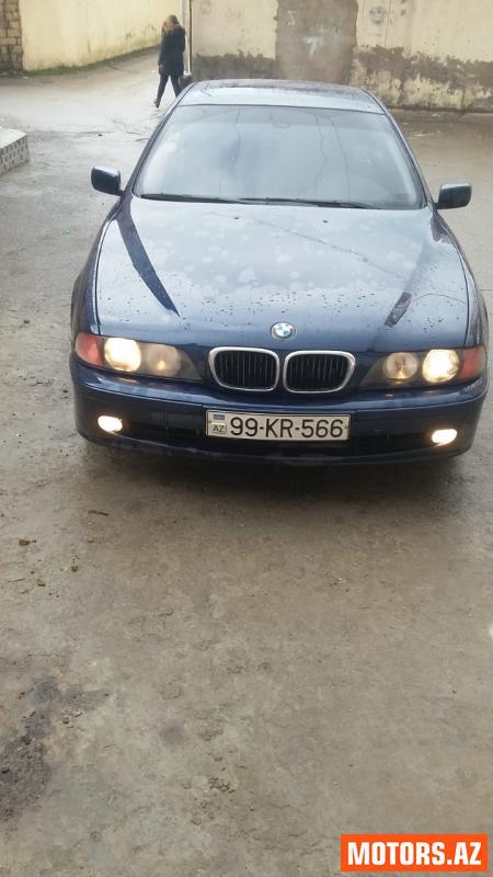 BMW 523 10000 1999