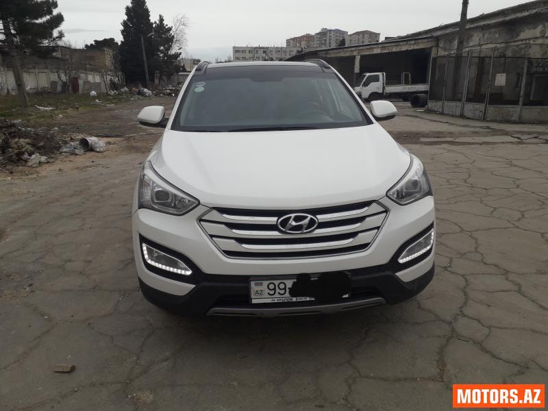 Hyundai Santa Fe 39000 2014