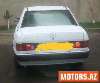 Mercedes-Benz 190 4800 1989