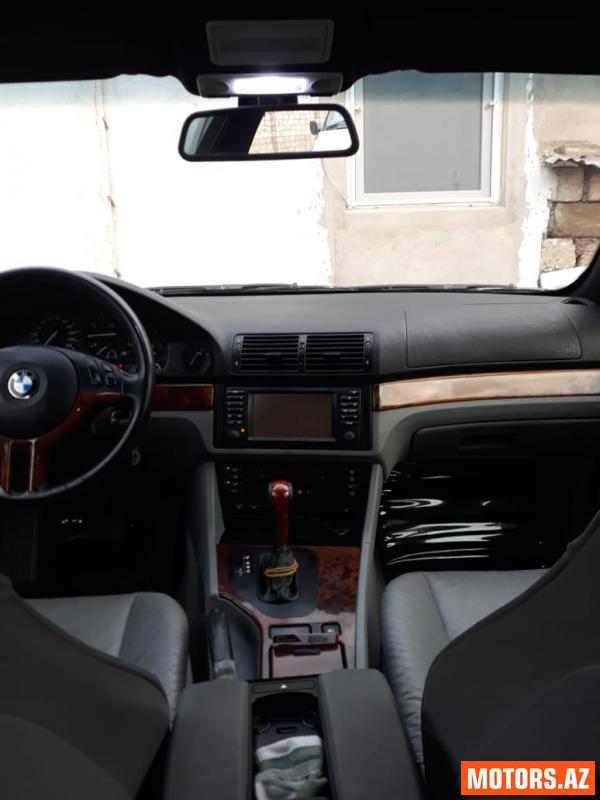 BMW 530 14500 2001