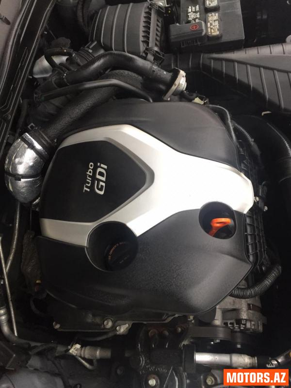 Hyundai Sonata 24000 2013