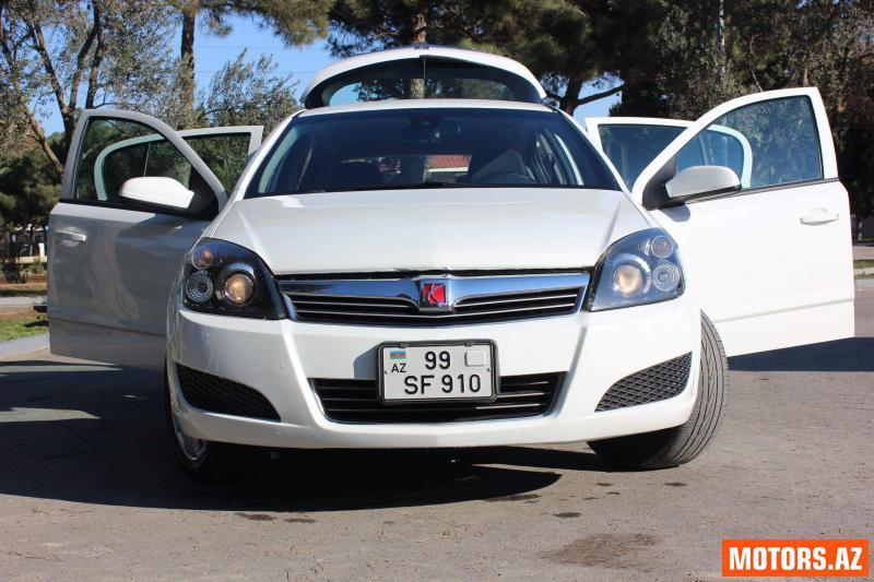 Opel Astra 14200 2008