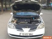 Nissan Primera 10000 2005