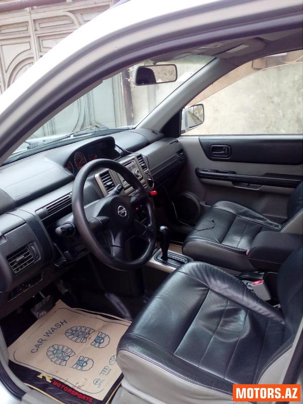 Nissan X-Trail 11800 2003