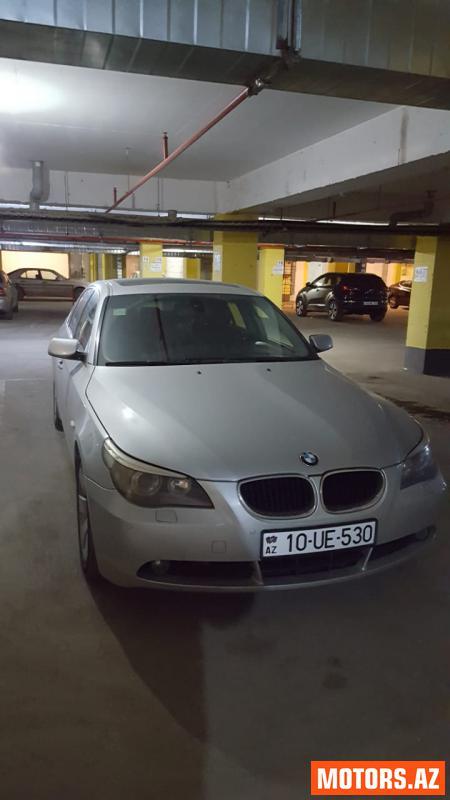 BMW 530 15800 2004