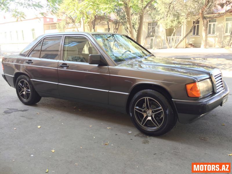 Mercedes-Benz 190 6500 1991
