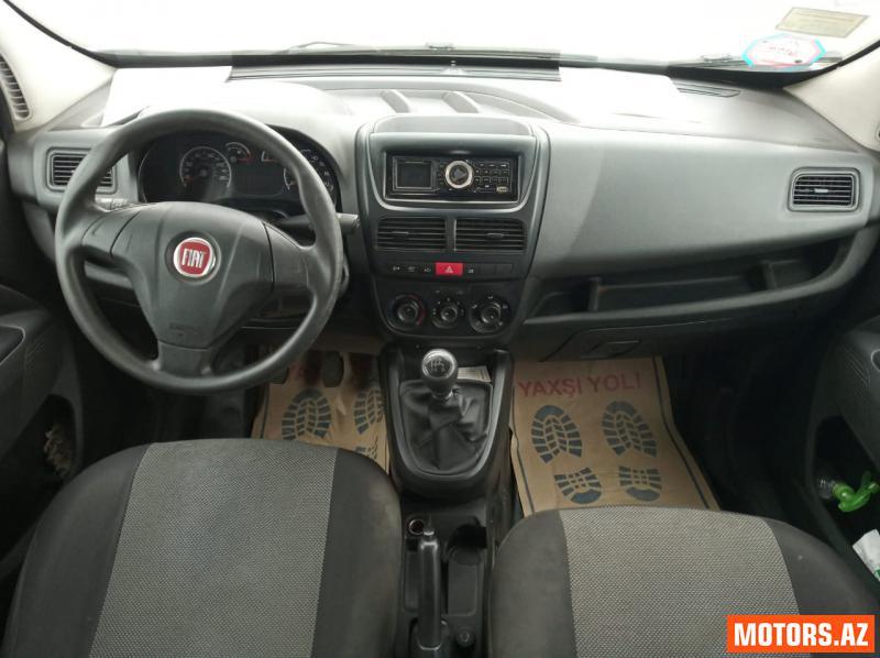 Fiat Doblo 16900 2013