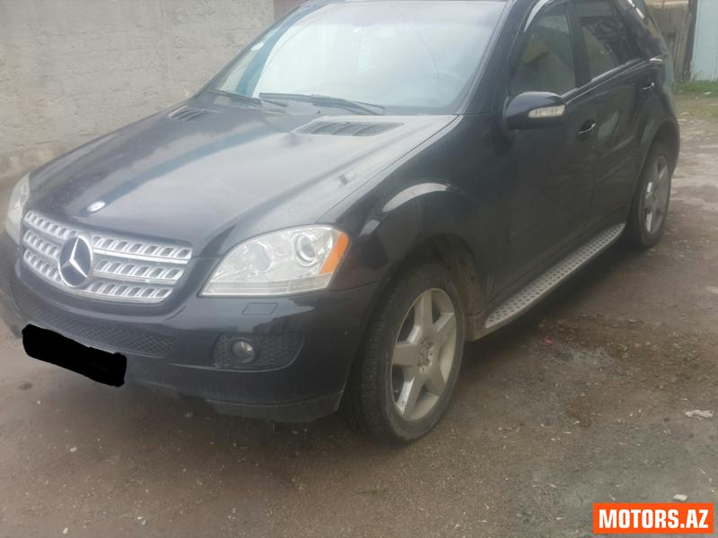 Mercedes-Benz ML 350 20500 2006