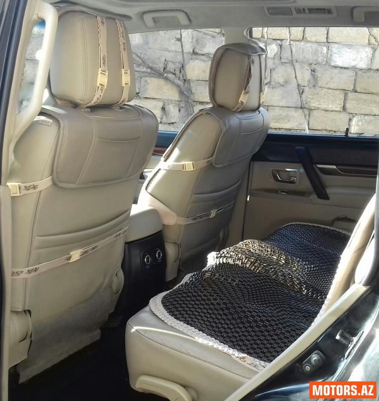 Mitsubishi Pajero 23000 2007