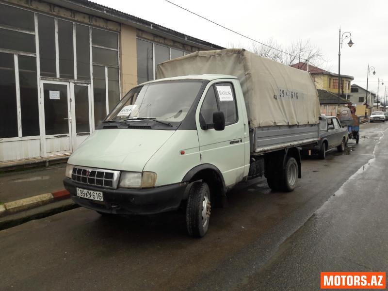Gaz 33021 5900 1998