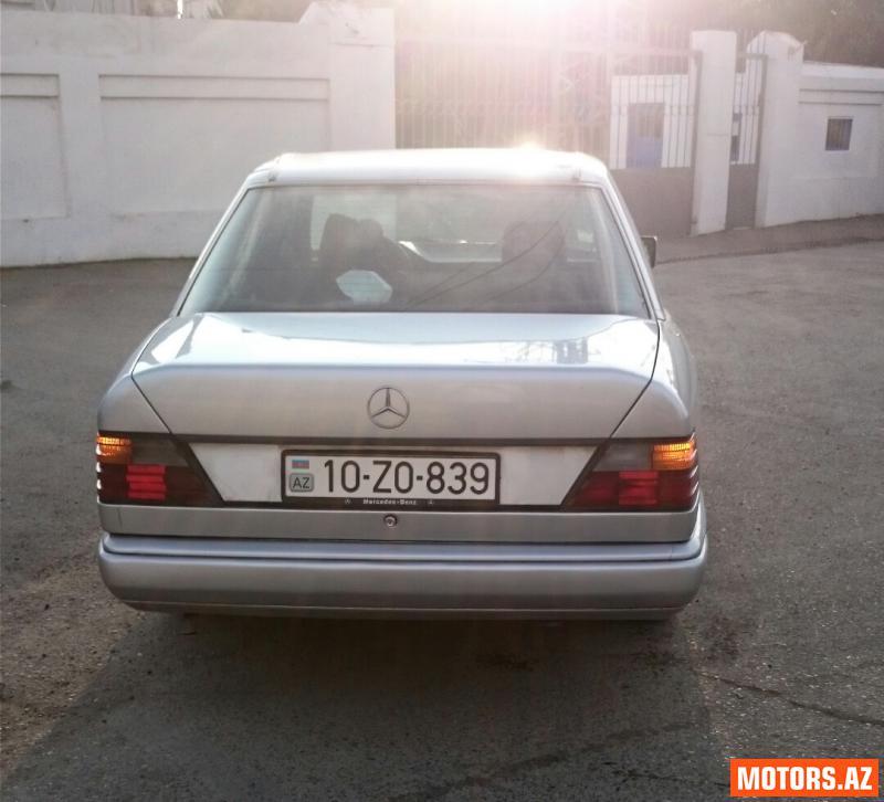 Mercedes-Benz E 200 7300 1992