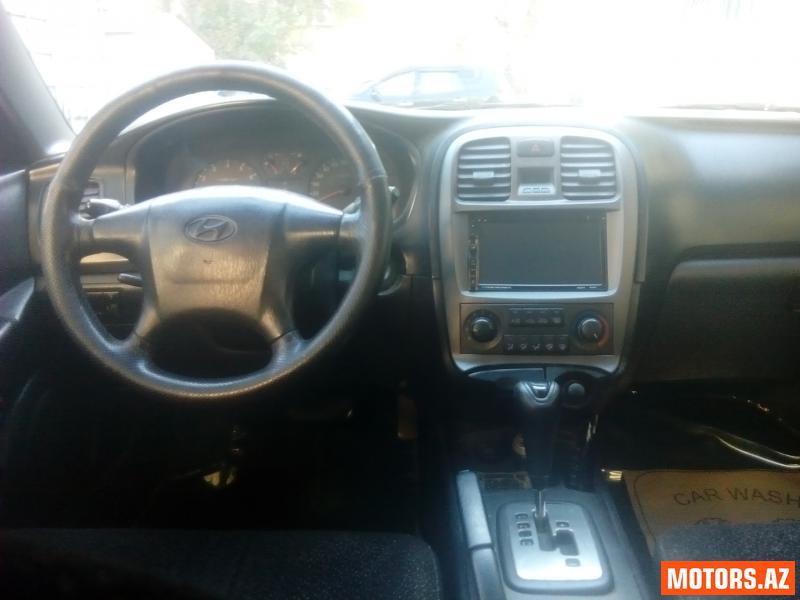Hyundai Sonata 8500 2003