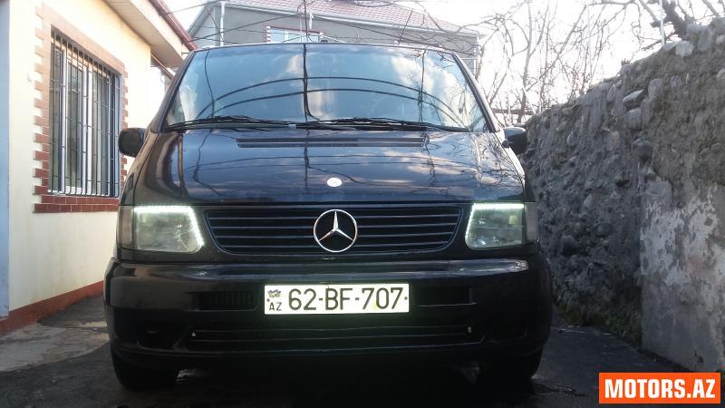 Mercedes-Benz Vito 15000 2000