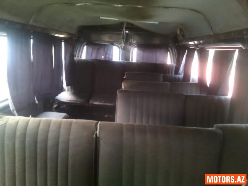 Gaz qazel mikroavtobus 4000 1998