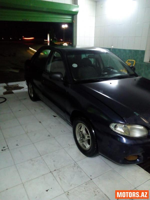 Hyundai Accent 4500 1999