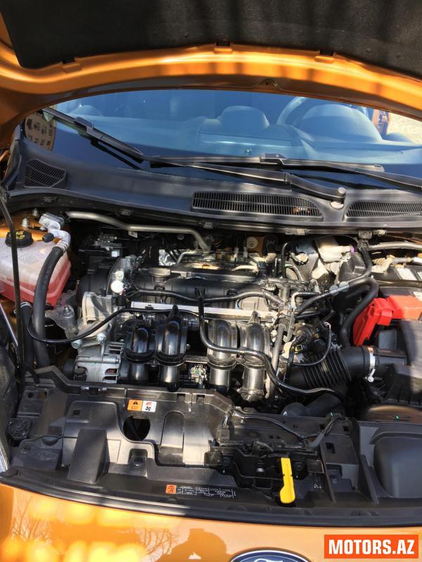 Ford Fiesta 19700 2015