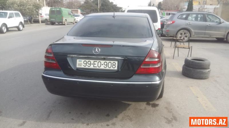 Mercedes-Benz E 280 19500 2006