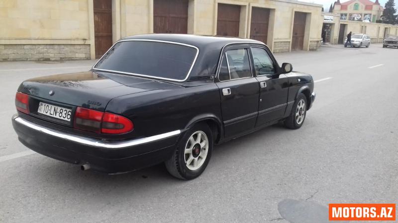 Gaz 3110 3700 2003