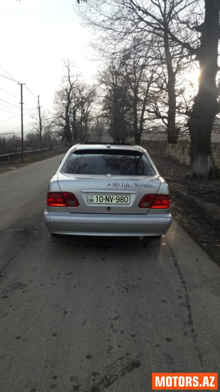 Mercedes-Benz E 290 11500 1996