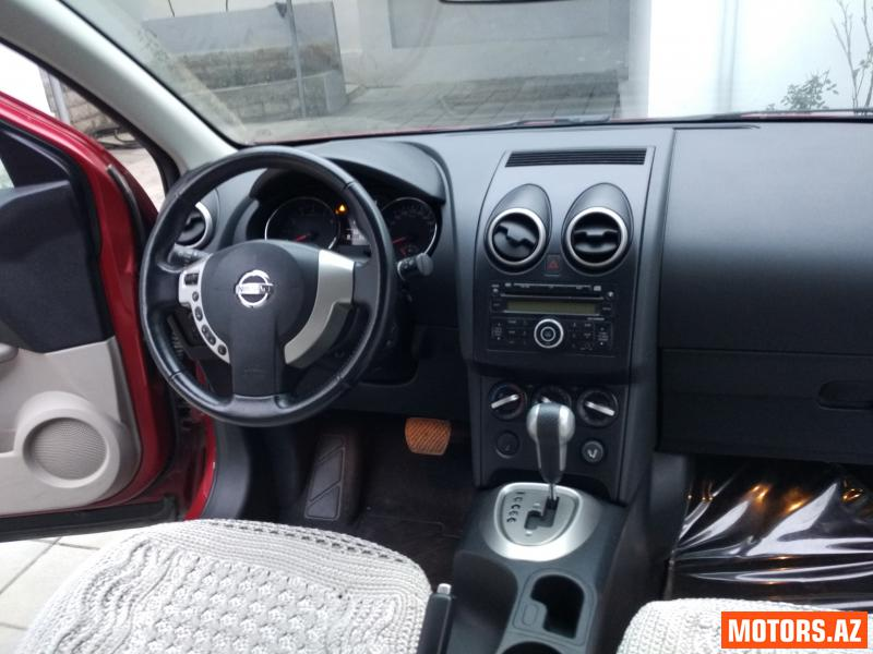 Nissan Qashqai 22000 2011