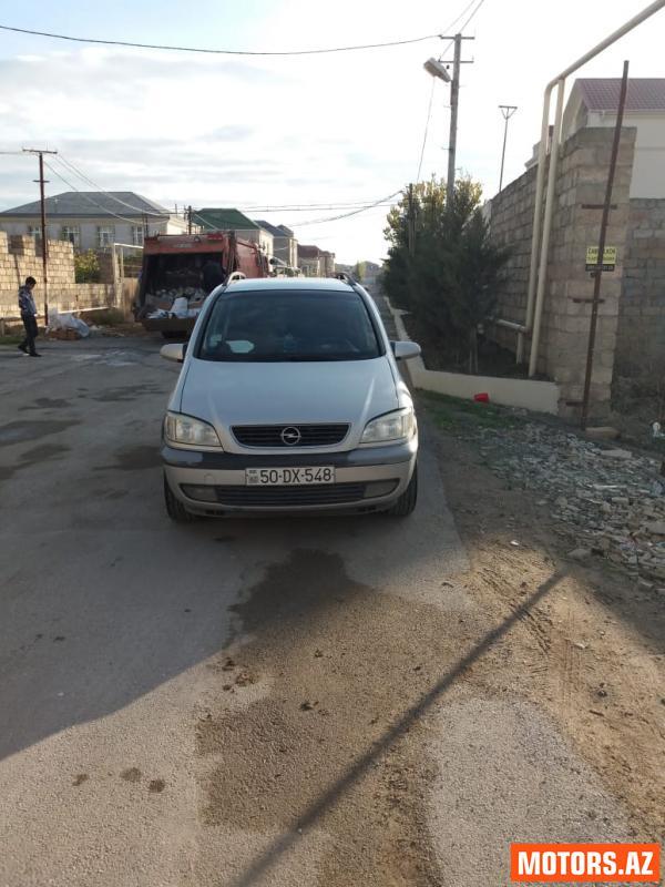 Opel Zafira 10000 2000