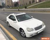 Mercedes-Benz C 200 12300 2001